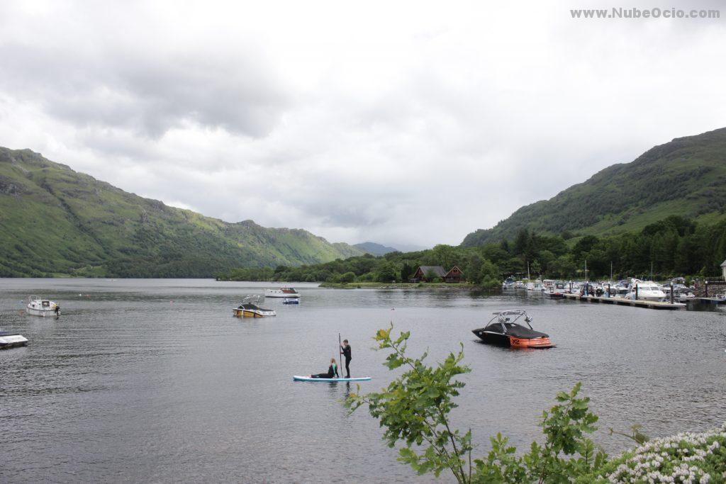 Ardlui Lago Lomond Escocia
