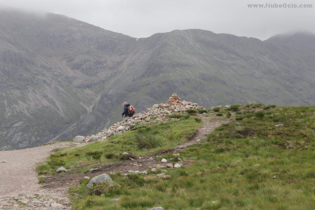 Escalera del Diablo Escocia