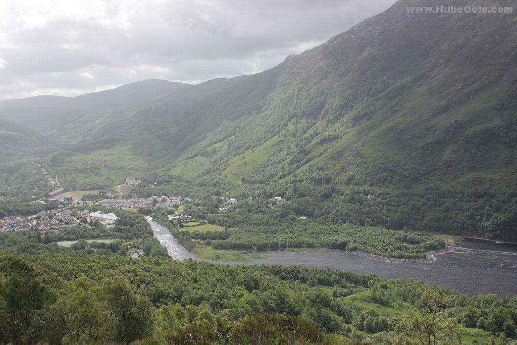 Kinlochleven West Highland Way Escocia