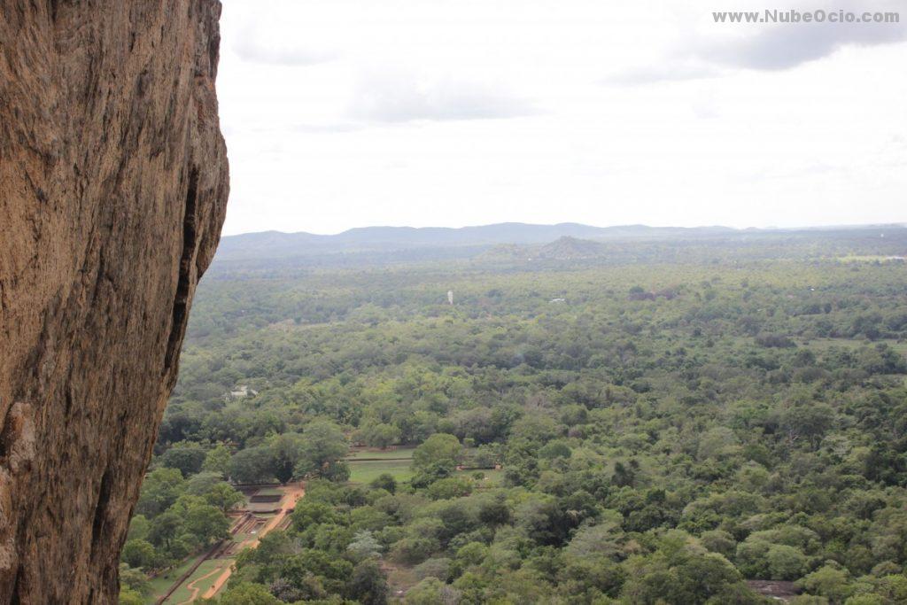 Ascenso a Sigiriya