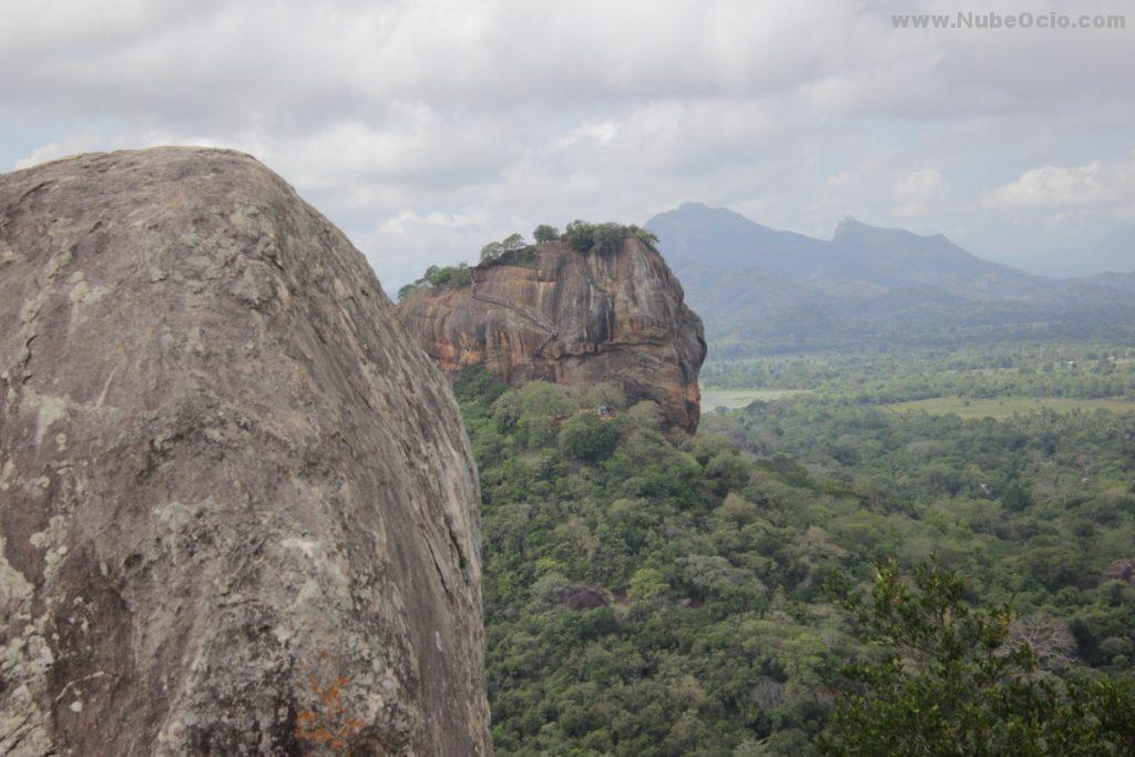 Sigiriya Pidurangala Sri Lanka