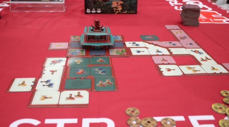 Juego Forbidden City de Reiner Knizia