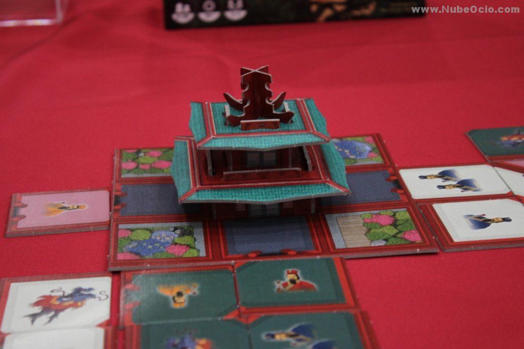 Pagoda Juego Forbidden City