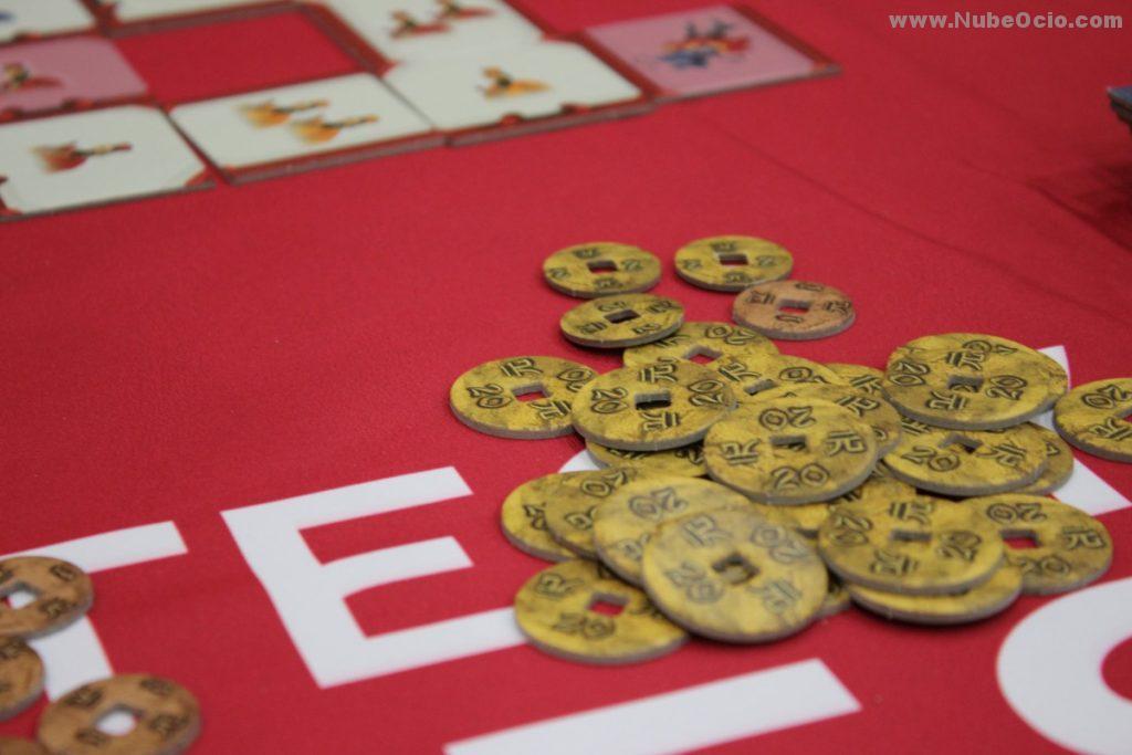 Monedas Juego Forbidden City