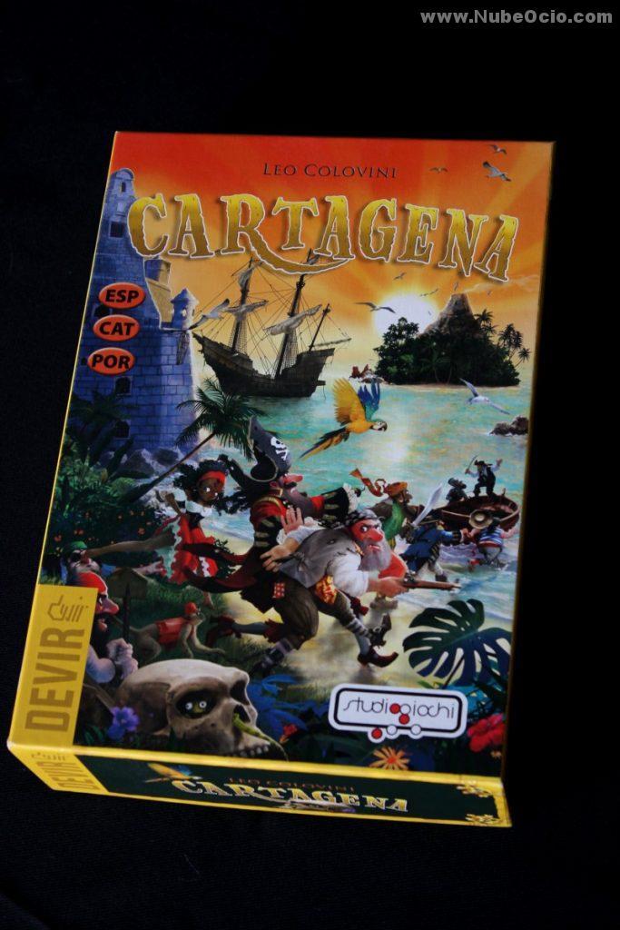 Cartagena juego de estrategia