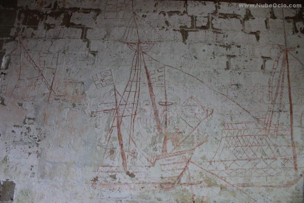 Grafittis siglo XVI