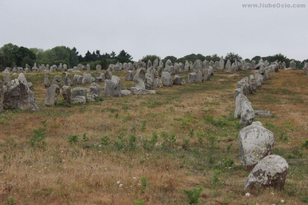 Carnac monumentos megalíticos