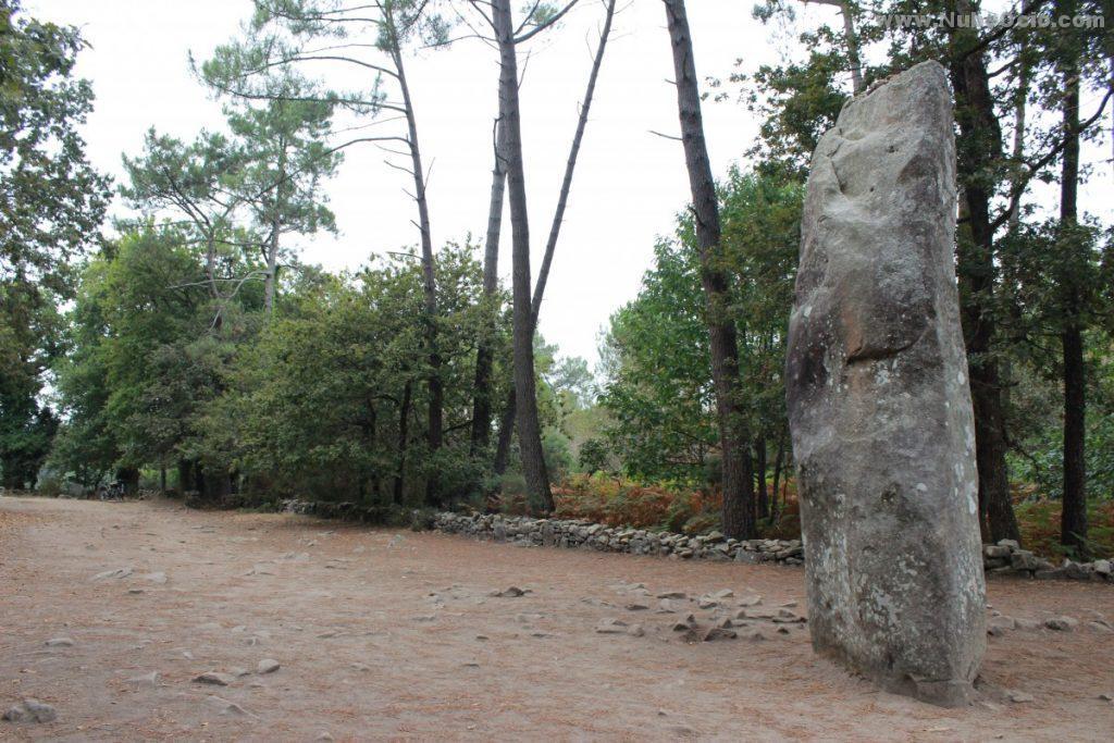Menhir Gigante de Manio Carnac
