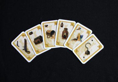 Cartas del juego de estrategia Cartagena