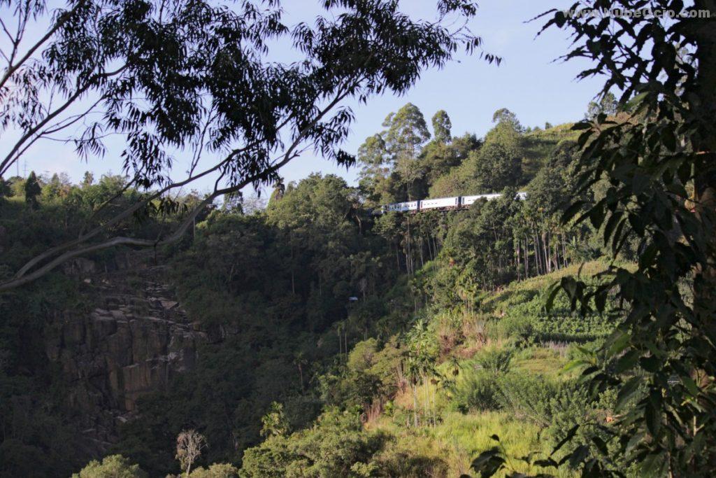 Vistas desde la habitación de Waterfall View en Ella