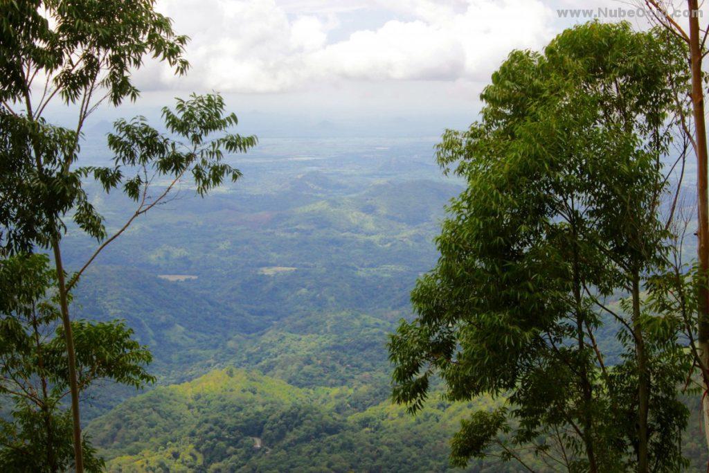 Vistas desde la Roca de Ella