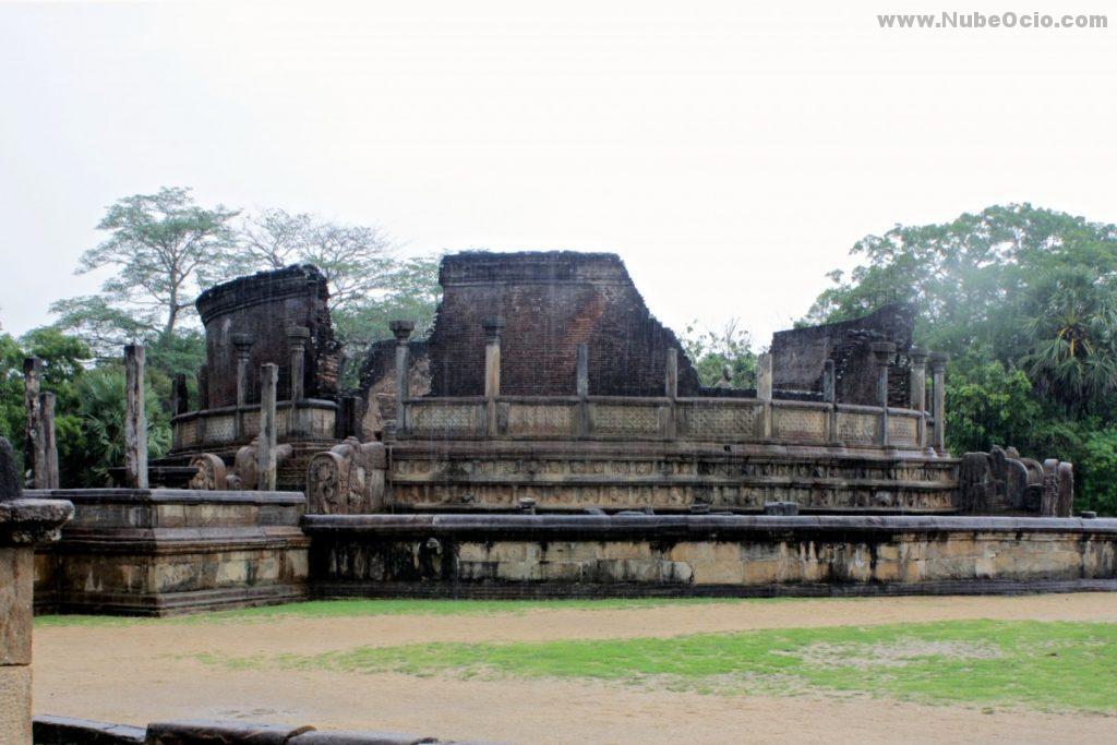 Dage Polonnaruwa Sri Lanka