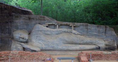 Buda Polonnaruwa Sri Lanka