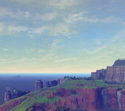 Lonely Hyrule - Portada de la guía de Akkala