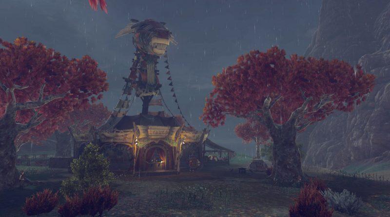 Lonely Hyrule - Posta de Akkala Sur